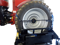 Large Wheel Dolly : Move Large Tires: Large Tire Handler: KL30100 : 4 Ton (8000 lb) Capacity